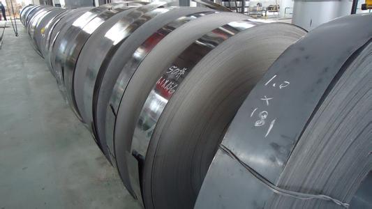 绍兴65mn冷轧带钢市场成交状况略有转好